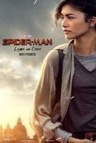 Spider-Man: Far From Home - Chilean Movie Poster (xs thumbnail)