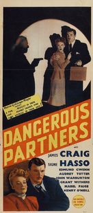 Dangerous Partners - Movie Poster (xs thumbnail)