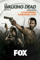 """The Walking Dead"" - Polish Movie Poster (xs thumbnail)"
