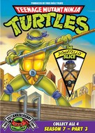 """Teenage Mutant Ninja Turtles"" - DVD movie cover (xs thumbnail)"