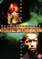 Predator - British DVD cover (xs thumbnail)