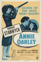 Annie Oakley - Re-release poster (xs thumbnail)