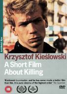 Krótki film o zabijaniu - British DVD cover (xs thumbnail)