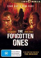 The Forgotten Ones - Australian DVD cover (xs thumbnail)