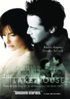 The Lake House - DVD movie cover (xs thumbnail)
