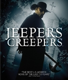 Jeepers Creepers - Blu-Ray cover (xs thumbnail)
