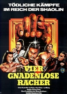 Can que - German Movie Poster (xs thumbnail)