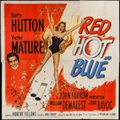Red, Hot and Blue - Movie Poster (xs thumbnail)