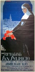 La hermana San Sulpicio - Spanish Movie Poster (xs thumbnail)