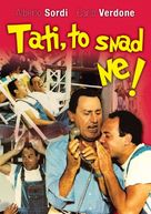 In viaggio con papà - Czech DVD cover (xs thumbnail)