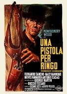 Una pistola per Ringo - Italian Movie Poster (xs thumbnail)