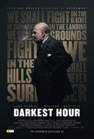 Darkest Hour - Australian Movie Poster (xs thumbnail)