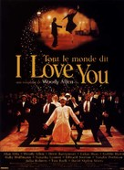 Everyone Says I Love You - French Movie Poster (xs thumbnail)