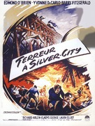 Silver City - French Movie Poster (xs thumbnail)