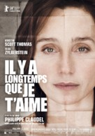 Il y a longtemps que je t'aime - Dutch Movie Poster (xs thumbnail)