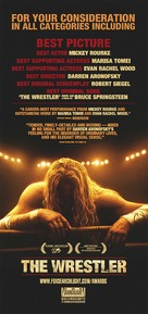 The Wrestler - Movie Poster (xs thumbnail)