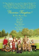Moonrise Kingdom - Mexican Movie Poster (xs thumbnail)
