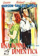 Remember? - Italian Movie Poster (xs thumbnail)