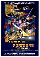 The Transformers: The Movie - British Movie Poster (xs thumbnail)