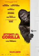 Attenti al gorilla - Italian Movie Poster (xs thumbnail)