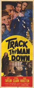 Track the Man Down - Movie Poster (xs thumbnail)