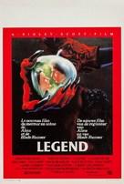 Legend - Belgian Movie Poster (xs thumbnail)