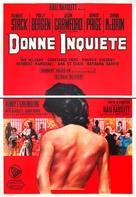 The Caretakers - Italian Movie Poster (xs thumbnail)