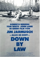 Down by Law - German Movie Poster (xs thumbnail)