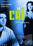 Il Grido - French Re-release movie poster (xs thumbnail)