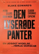 The Pink Panther - Danish Movie Poster (xs thumbnail)