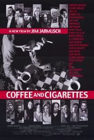 Coffee and Cigarettes - Movie Poster (xs thumbnail)