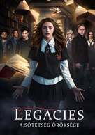 """Legacies"" - Hungarian Movie Cover (xs thumbnail)"