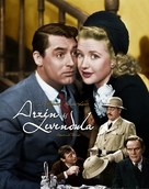 Arsenic and Old Lace - Hungarian Blu-Ray cover (xs thumbnail)