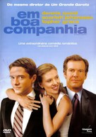 In Good Company - Brazilian DVD movie cover (xs thumbnail)