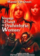 Voyage to the Planet of Prehistoric Women - Movie Cover (xs thumbnail)