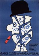Olsen-banden går amok - Polish Movie Poster (xs thumbnail)