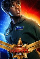 Captain Marvel - Movie Poster (xs thumbnail)