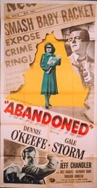 Abandoned - Movie Poster (xs thumbnail)