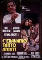 C'eravamo tanto amati - Italian Movie Poster (xs thumbnail)