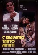 C'eravamo tanto amati - Italian Movie Poster (xs thumbnail)