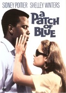 A Patch of Blue - DVD movie cover (xs thumbnail)