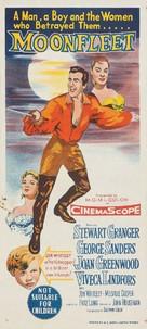 Moonfleet - Spanish Movie Poster (xs thumbnail)