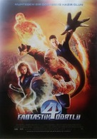 Fantastic Four - Turkish Movie Poster (xs thumbnail)