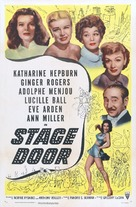 Stage Door - Re-release poster (xs thumbnail)