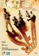 Sea of Sand - DVD cover (xs thumbnail)