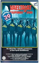 The Wanderers - Finnish VHS cover (xs thumbnail)
