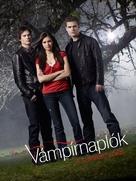 """The Vampire Diaries"" - Hungarian Movie Poster (xs thumbnail)"