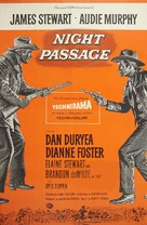 Night Passage - Movie Poster (xs thumbnail)