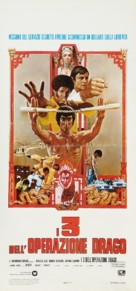 Enter The Dragon - Italian Movie Poster (xs thumbnail)