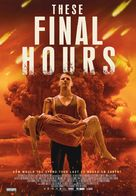 These Final Hours - Canadian Movie Poster (xs thumbnail)